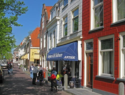 Museums and Galleries in Delft Holland
