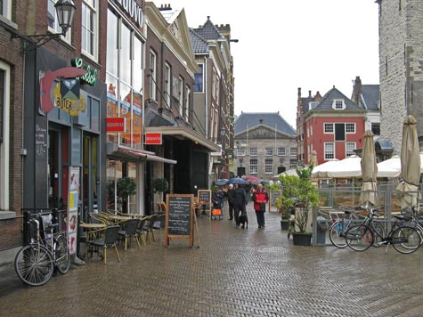 Travel Guide to Delft Holland