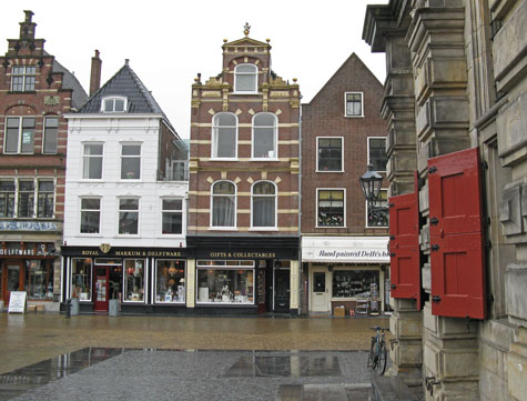 Hotels in Delft Netherlands and Region