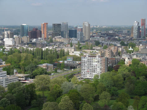 Hotels and Lodings in Rotterdam
