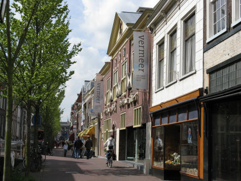 Vermeer Centre in Delft Netherlands (Vermeer Centrum)