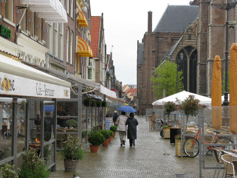 Weather in Delft Netherlands